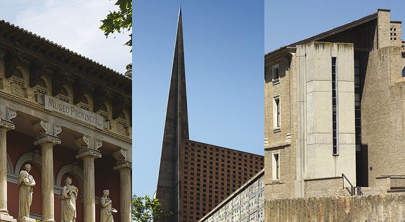 Dos siglos de arquitectura en zaragoza carroquino for Estudios arquitectura zaragoza