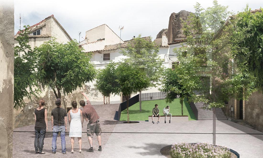 Plaza Planilla