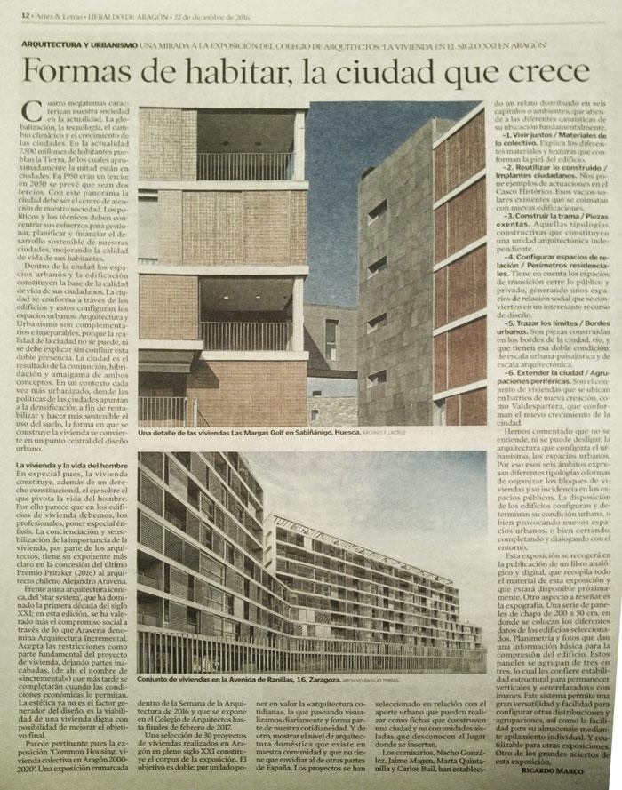 heraldo common housing